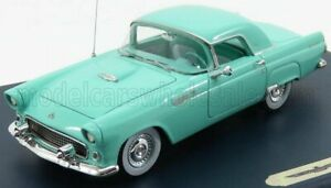 GENUINE-FORD-PARTS 1/43 FORD USA | THUNDERBIRD COUPE 1955 | LIGHT BLUE