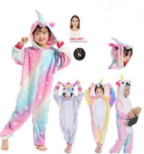 Pyjama-animal-Enfants-unisexe-Kigurumi-hoodie-cosplay-combinaison-unisexe-FR