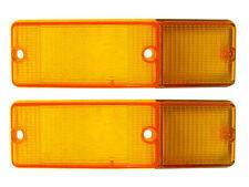 Blinkerglas SIEM Satz für Blinker Lancia Delta Integrale indicator lens  frecce
