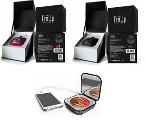 Powerbank und Bio Rouge 2in USB Make Up mit Spiegel Power Bank Akku Batterie