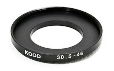 30.5mm-46mm 30.5-46  Stepping Ring Filter Ring Adapter Step up