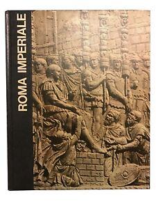 Roma-imperiale-Moses-Hadas-Mondadori-1966-libro-storia