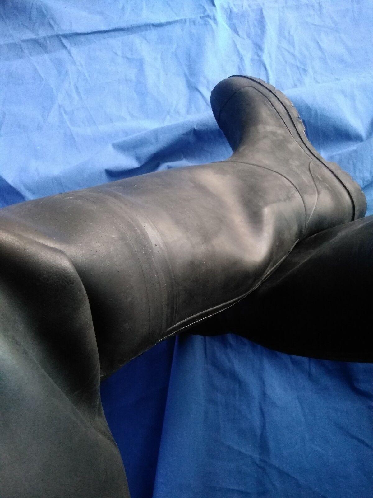 Rubber boot,botas de pesca,gummistiefel,waders , caucho,Bueu Atún , size,44_45