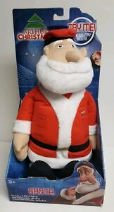 Arthur Christmas Santa.Details About Arthur Christmas Santa Claus Talking Plush Toy Doll Figure New