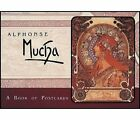Alphonse Mucha: A Book of Postcards by Alphonse Muhca (Postcard book or pack)