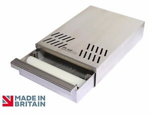 Details About Commercial Coffee Under Grinder Knock Out Drawer Stainless Steel Made In Uk