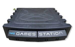 Logic-3-GIOCHI-Stazione-PS1-PlayStation-Nero-unita-di-memorizzazione-One-Console-Controller