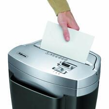 Paper Shredder Cross Cut Heavy Duty Credit Card Shred Locks Shreds 11 Sheets