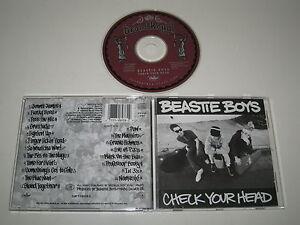 BEASTIE-BOYS-CHECK-YOUR-CABEZA-CAPITOL-CDP-7989382-CD-ALBUM