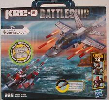 Baukästen & Konstruktion Hasbro Kreo Kre-0 Battleship Set Alien Strike 38955 in OVP
