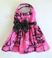 S Paris Forever Dog Dress Clothes Pet Clothing Apparel Small Pc Dog®