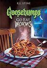 Goosebumps Go Eat Worms 0024543692768 DVD Region 1