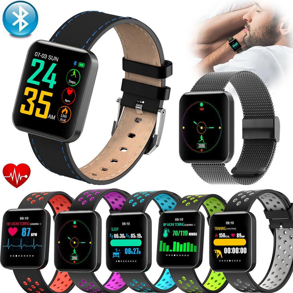 Sport Smart Watch SMS Reminder Wrist Bracelet for Samsung iPhone Huawei LG Moto bracelet Featured for iphone reminder samsung smart sms sport watch wrist