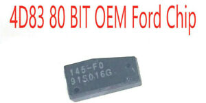 3 Button Remote Best Quality  A+++ New Ford H92 SA 80 BIT OEM Original Chip