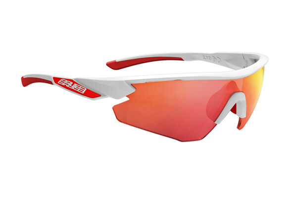 Gafas SALICE Mod.012RW whiteO Lente  Rainbow Red GLASSES salice 012RW WHITE  not to be missed!