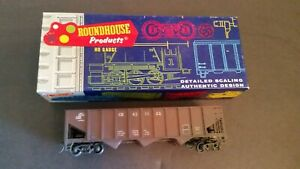 Roundhouse HO Scale 1492 Conrail Hopper Kit CR 431182 With Box