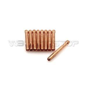"3//32/"" 10N24 TIG Collet Tip WP-17 WP-18 WP-26 TIG Welding Torch 10PK Useful Kit"