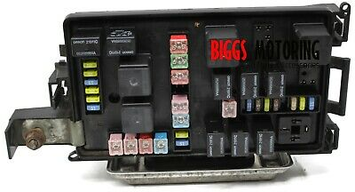 2005-2007 Chrysler 300 TIPM Totally Integrated Power Fuse ...
