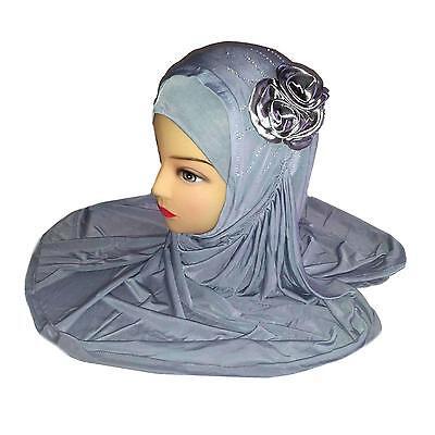 Kopftuch Untertuch Strass Kopfbedeckung Jadeed Muslima Hijab Tuch Khimar Niqab