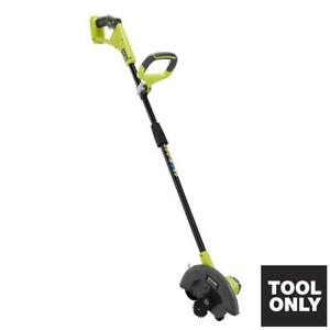 Ryobi ONE+ 9 inch Cordless Lawn Edger 18-Volt Lithium-Ion Battery Not Included