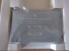 "Batterie D'ORIGINE Apple PowerBook G4 15"" M9325 Genuine ORIGINAL NEUVE en France"