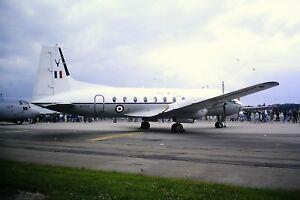 2-205-Hawker-Siddeley-HS-748-Andover-CC2-reg-XS793-RAF-Kodachrome-SLIDE