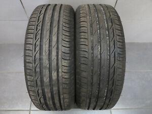 2x-Pneus-D-039-ete-Bridgestone-Turanza-t001-205-55-r16-91q-Dot-4216-6-8-mm