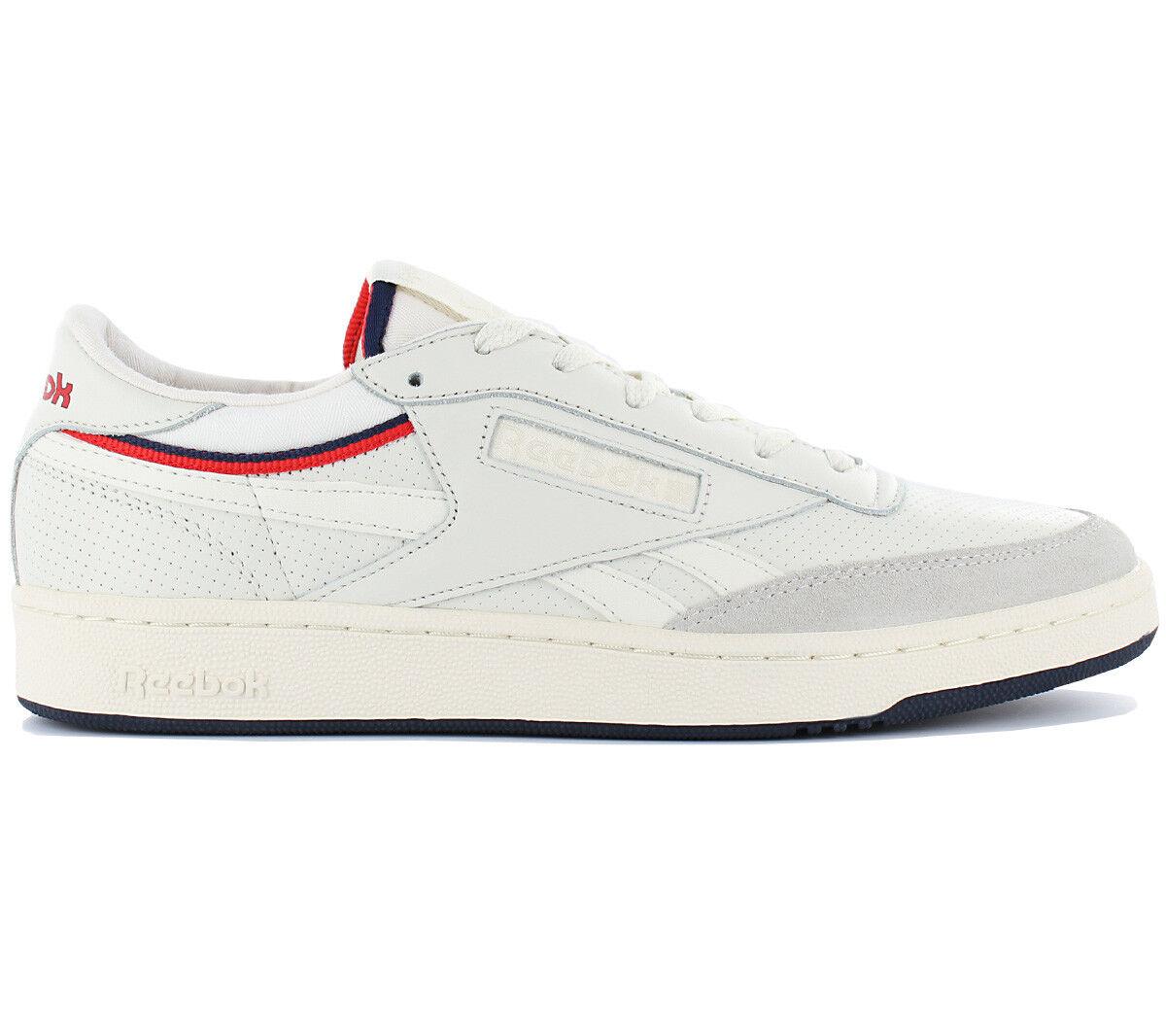 Reebok VENGANZA Blanco thof Zapatillas de hombre Blanco VENGANZA Cuero Zapatos Classic bd2885 498d48
