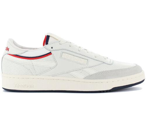 Reebok Revenge Thof Herren Sneaker Weiß Leder Schuh Turnschuh Classic BD2885 RBK