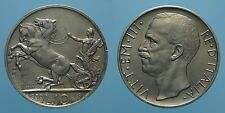 REGNO D'ITALIA VITT.EMAN.III RARO 10 LIRE 1930 BIGA SPL