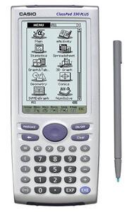CASIO-ClassPad-330-PLUS-Calculatrice-Graphique-NEUF