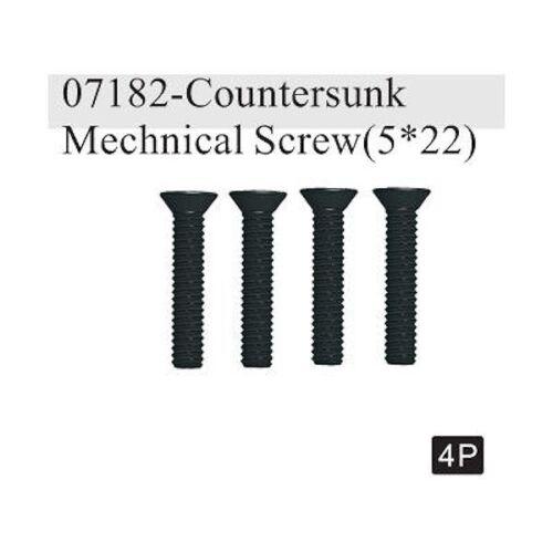 Redcat Racing Rampage Countersunk Machine Screw 5x20mm Part # 07182 FREE SHIP