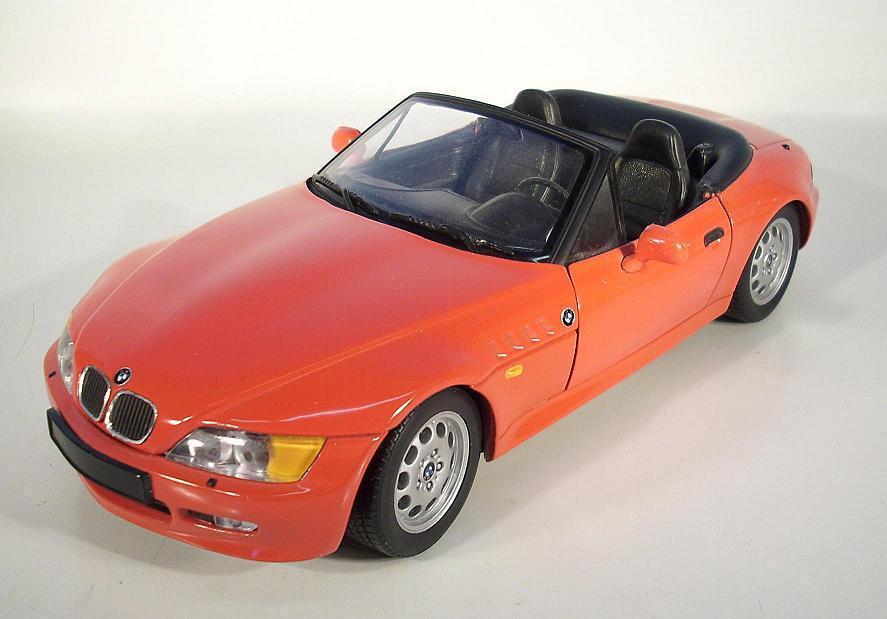 UT 1 18 BMW Z 3 cabrio rot  449  | Günstigen Preis