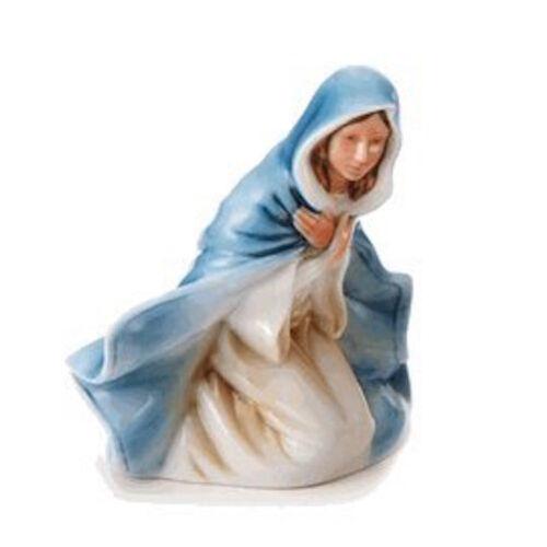 Holy Night Nativity Mary Figurine Franz Porcelain