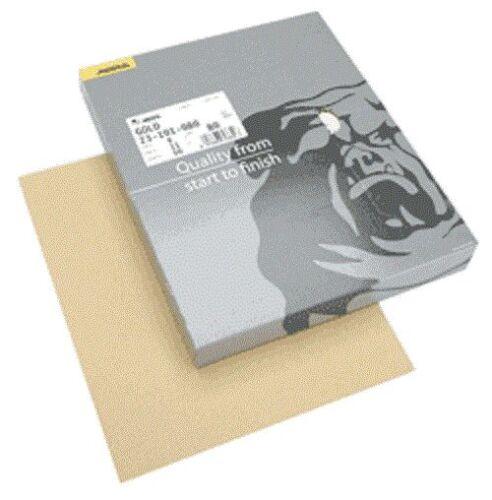 "23-101-220 Mirka Goldflex 9/"" x 11/"" Sanding Sheets Grade 220 50 Sheets"
