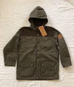 c4a53b977 Details about NEW FJALLRAVEN Greenland Jacket Kids 146(10-11) Tarmac Dk  Olive G-1000 MSRP $125