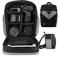 SLR DSLR Camera & Tablet Backpack Bag for Canon EOS Rebel T5 & T5i 700D 5D Mark