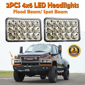 30 x 12V 6 LED SMD WHITE YELLOW RED SIDE FOR Volvo Fh16 Fmx-370 Fh12 Fmx Lorry