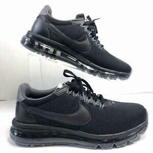 Details about Nike Air Max Running Shoes LD Zero 2017 Women's Black 896495 002 Rare Size 5
