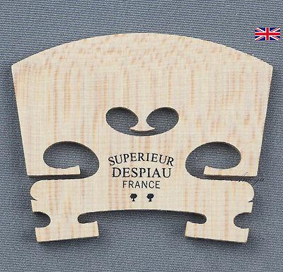 Musical Instruments & Gear Orchestral Initiative Despiau Chevalets Violin Bridge 4/4 Maple V11 41mm B Grade