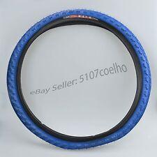 """'98 Panaracer Mach SS 20"""" x 1.75"""" Blue (1 tyre) for BMX - NOS"""