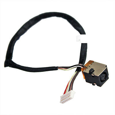 Original DC Power Jack in cable harness for HP PROBOOK 4520S 4525S 50.4GK08.032
