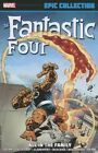Fantastic Four Epic Collection: All In The Family by Stan Lee, Jim Shooter, Roger Stern (Paperback, 2014)