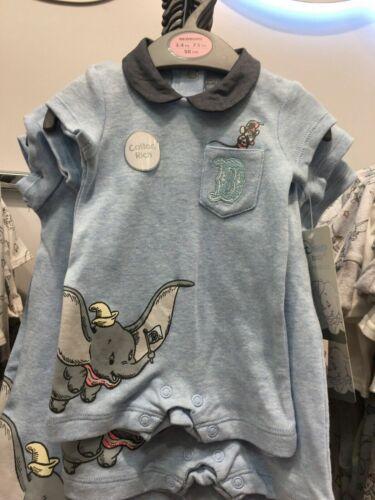 DISNEY DUMBO Bodysuit Romper Babygrow Sleepsuit Bib Vest Blanket Primark 0-18m