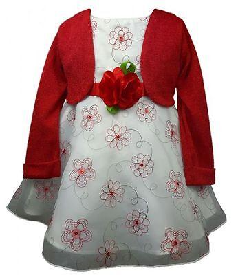 56,62,68,74,80,86 Bolero~Baby~Mädchen~Kleid Gr Traum Organza Petticoat Kleid
