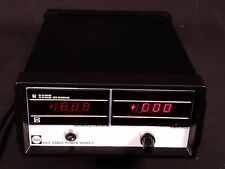 Gatan Hot Stage Power Supply For Sem Model 580 0301 Clean Amp Tested