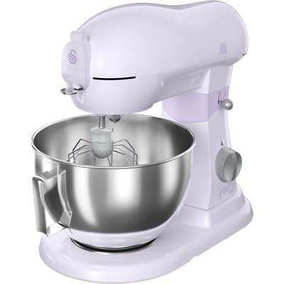 Swan SP32010LYN Fearne By Swan Stand Mixer with 6 Litres Bowl 1500 Watt Lily