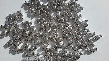 20 x Tibetan Silver Sweet Beads Candy Spacers Love Heart Jewellery Making