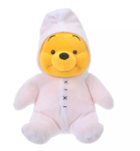 Disney Plush doll Winnie the Pooh The Wishing Bear S size Japan NEW Diseny store
