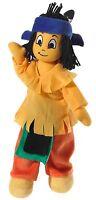Yakari & Rainbow Indinaer Young Girl Children Stuffed 30cm Rag Doll Tv